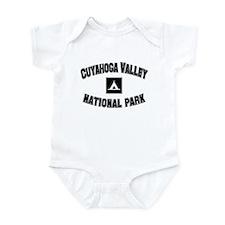 Cuyahoga Valley National Park Infant Bodysuit