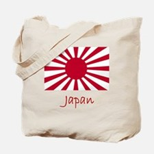Flag And Name Tote Bag