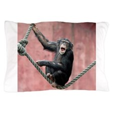 Chimpanzee001 Pillow Case