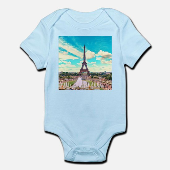Paris Infant Bodysuit