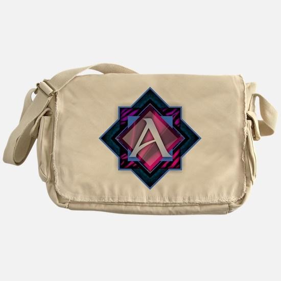 Funny Ashton Messenger Bag