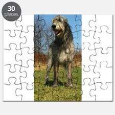 irish wolfhound full Puzzle