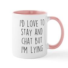 I'm Lying Mugs