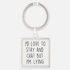 I'm Lying Keychains