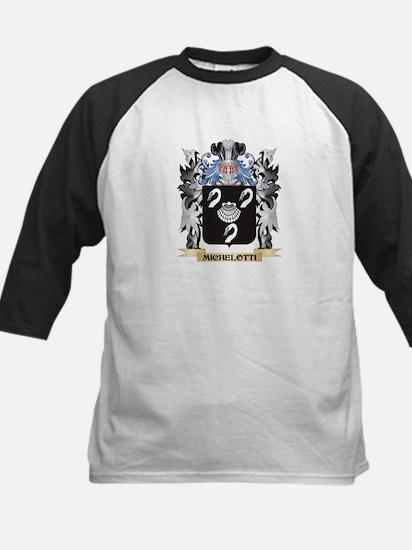 Michelotti Coat of Arms - Family C Baseball Jersey