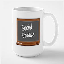 Social Studies Mugs