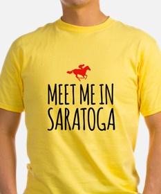 Meet Me in Saratoga T-Shirt