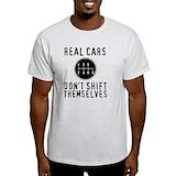 Car Mens Light T-shirts