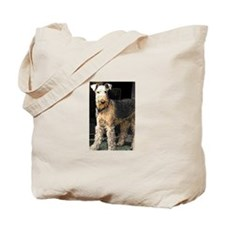 Airedale Terriers Tote Bag