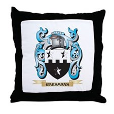 Football Wisconsin Throw Pillow