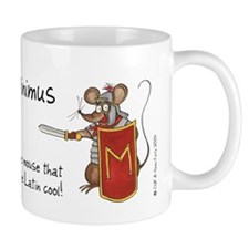 Mug with Minimus the legionary