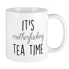 It's Tea Time Mugs