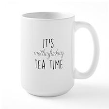 It's Tea Time Mugs