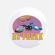 "RC Freak 3.5"" Button (100 pack)"