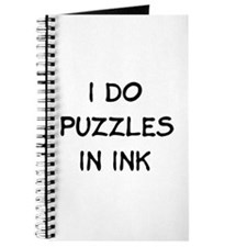 in ink Journal