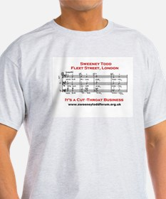 Sweeney Todd Forum Official T-Shirt