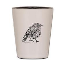 Little Bird 1 Shot Glass