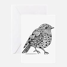 Little Bird 1 Greeting Card