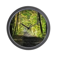nature scenery Wall Clock