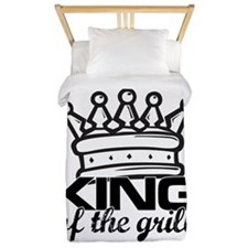 King of the Grill Twin Duvet