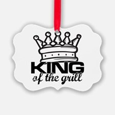 King of the Grill Ornament