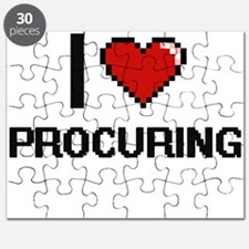 I Love Procuring Digital Design Puzzle