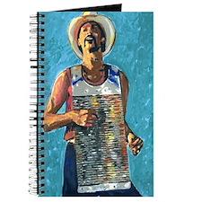 Zydeco Joe Art Journal