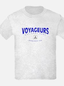 Voyageurs National Park (Arch) T-Shirt