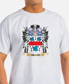 Miller Coat of Arms - Family Crest T-Shirt