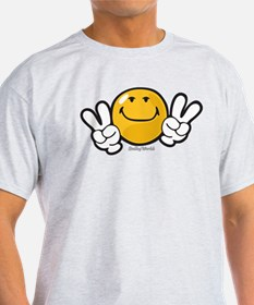 Cute Smiley face emoticon T-Shirt