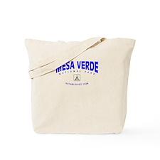 Mesa Verde National Park (Arch) Tote Bag