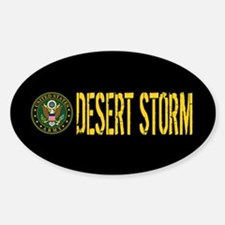 U.S. Army: Desert Storm Decal