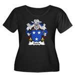 Estela Family Crest Women's Plus Size Scoop Neck D