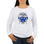 Estela Family Crest Women's Long Sleeve T-Shirt