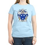 Estela Family Crest Women's Light T-Shirt