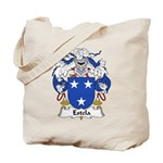Estela Family Crest Tote Bag