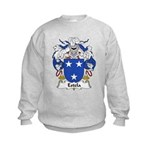 Estela Family Crest Kids Sweatshirt