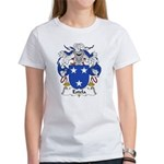 Estela Family Crest Women's T-Shirt