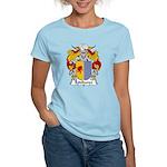 Estebanez Family Crest Women's Light T-Shirt