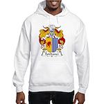 Estebanez Family Crest Hooded Sweatshirt
