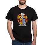 Estebanez Family Crest Dark T-Shirt