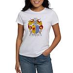 Estebanez Family Crest Women's T-Shirt
