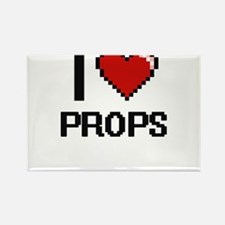 I Love Props Digital Design Magnets