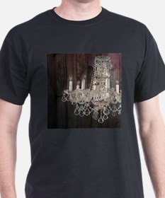 girly french country chandelier T-Shirt