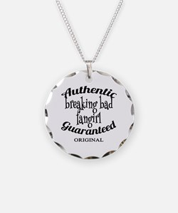 Breaking Bad Fangirl Necklace