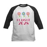 2028 daisy border.png Baseball Jersey