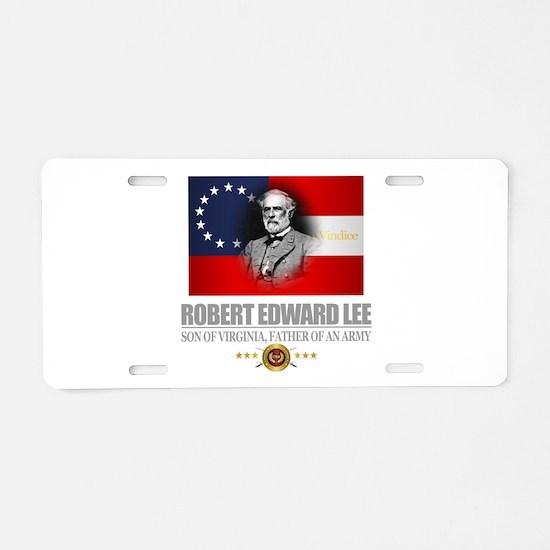 Lee (SP) Aluminum License Plate