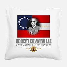 Lee (SP) Square Canvas Pillow
