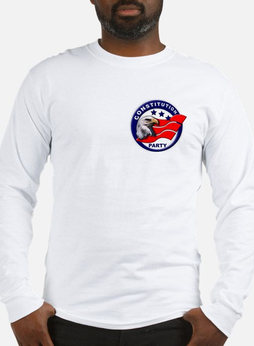 Constitution Party Long Sleeve T-Shirt