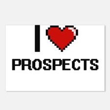 I Love Prospects Digital Postcards (Package of 8)
